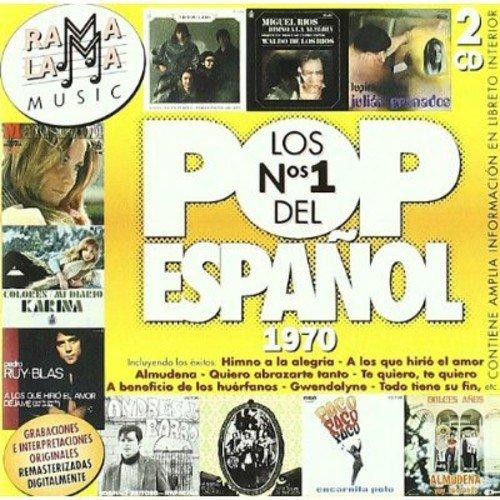 Los Numeros 1 Del Pop Espanol 1970 / Various