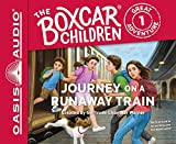 Journey on a Runaway Train (Library Edition) (The Boxcar Children Great Adventure)