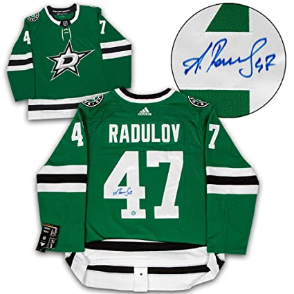 Image Unavailable. Image not available for. Color  Alexander Radulov Dallas  Stars Autographed Adidas Authentic Hockey Jersey a865b6e6d