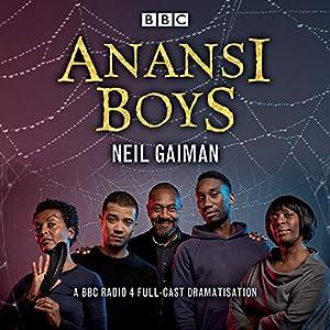 Anansi Boys Audiobook