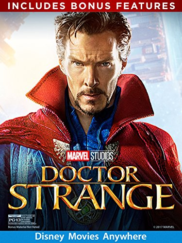 Doctor Strange (2016) (Plus Bonus Features)