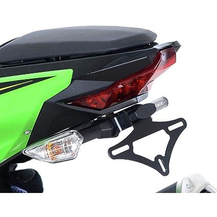 R&G License Plate Bracket Tail Tidy lp0245bk Kawasaki Ninja ...