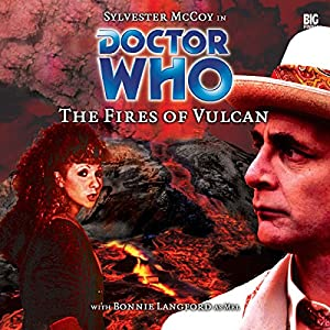 Doctor Who - The Fires of Vulcan Audiobook