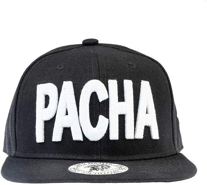 PACHA - Gorra Oficial Logo Ibiza Estilo Urban Casual Unisex ...