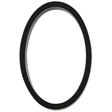 Distinctions by Hillman 843190 5-Inch Floating Mount House Black, Number 0