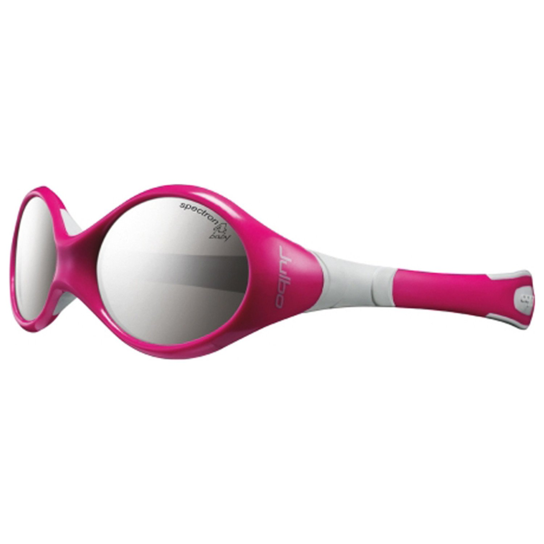 Julbo Looping II Baby Sunglasses with Spectron 4 Baby Lens, Fuchsia/Gray