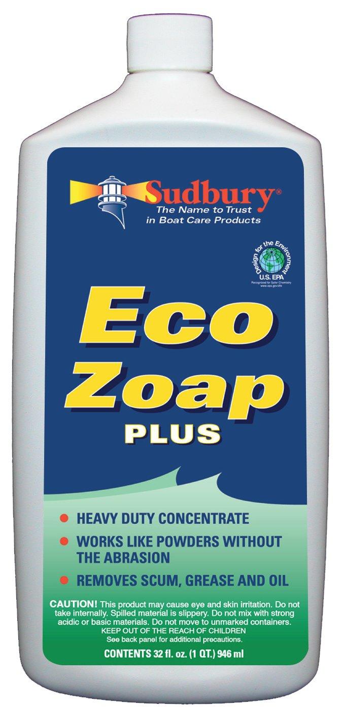 Sudbury Eco Zoap Plus 32 oz. by Sudbury