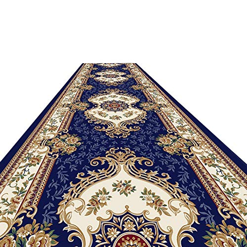 Soar - Funeral Urn Area Rugs Corridor Carpet Staircase Aisle Living Room Foyer Carpet Kitchen Slip mat Used to Protect The Floor Easy to Clean (Size : 0.8X6M) ()