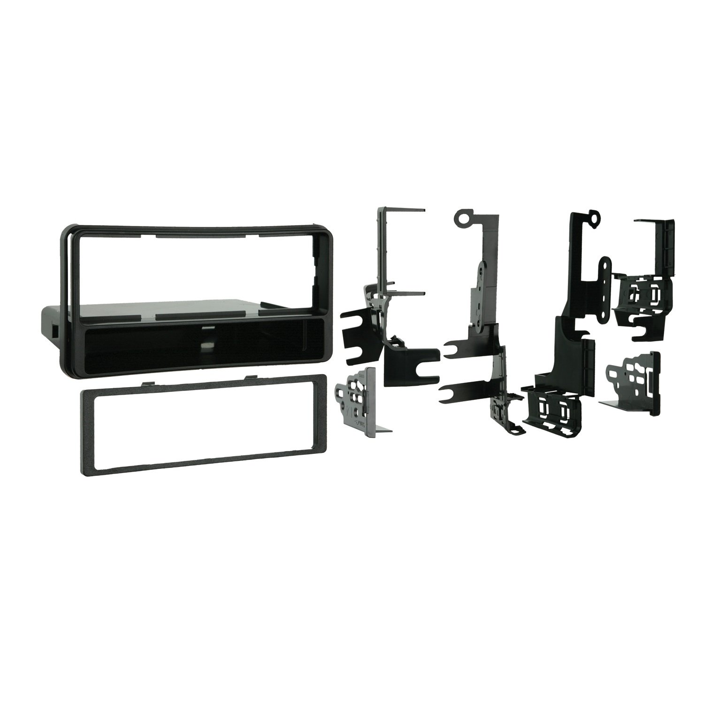 Amazon.com: Metra 99-8206 Single DIN Installation Kit for 2001-2007 ...