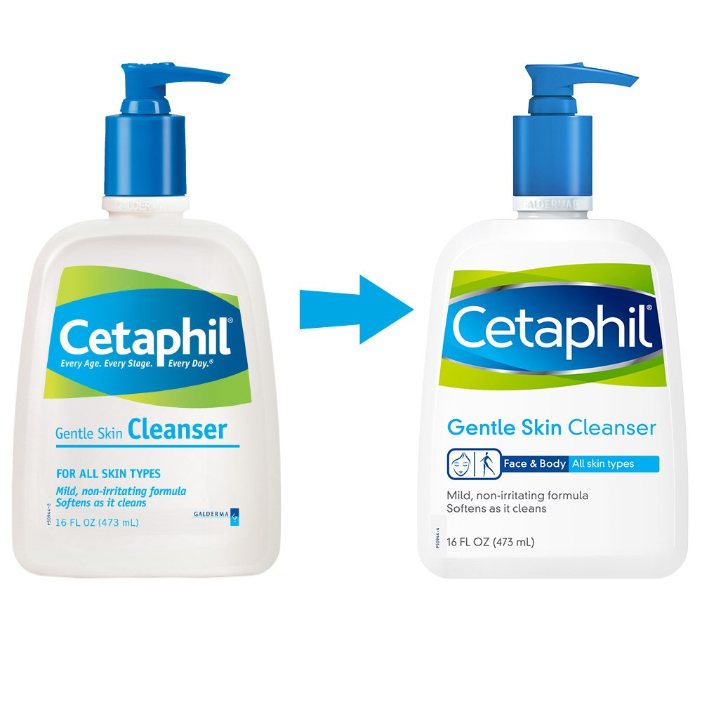 best face wash for acne Cetaphil