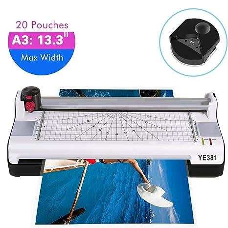 Amazon.com: Máquina de laminado térmico para A3/A4/A6 ...