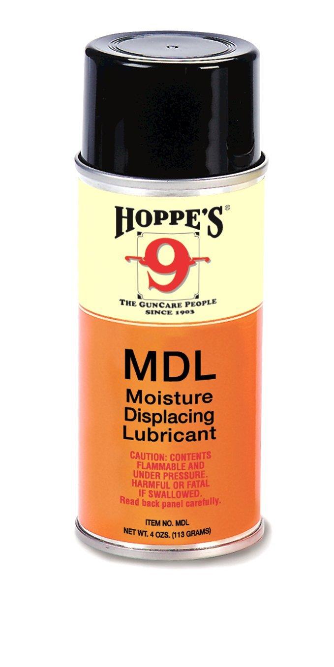 HOPPES Aerosol Moisture Displacing Lubricant 4-Ounce Hoppe' s MDL