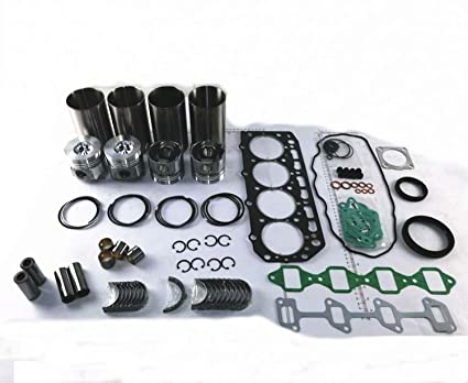 Amazon com: 4D84-2 4D84E-2 Engine Rebuild Kit for Komatsu Yanmar