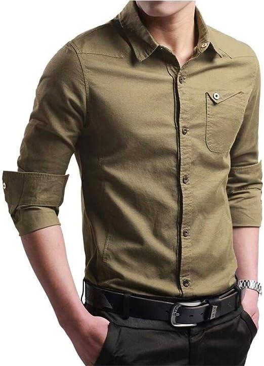長袖のシャツ_純綿の長袖のシャツ韓国版の青年の薄いデニムのシャツの男の寸は湿っています