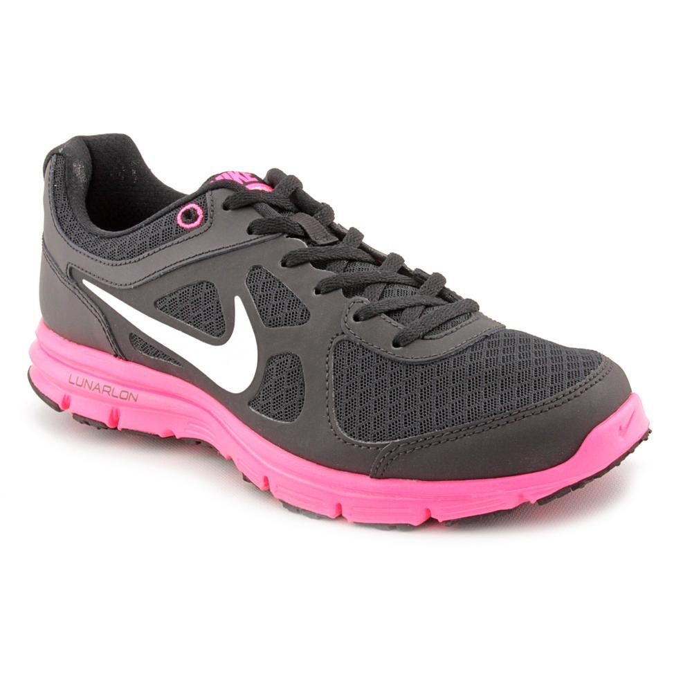 Amazon.com | Kid's Nike Lunar Forever 488274 001 Black White Pink Flash  Sneakers (Kids 5, Black White Flash Pink) | Sneakers