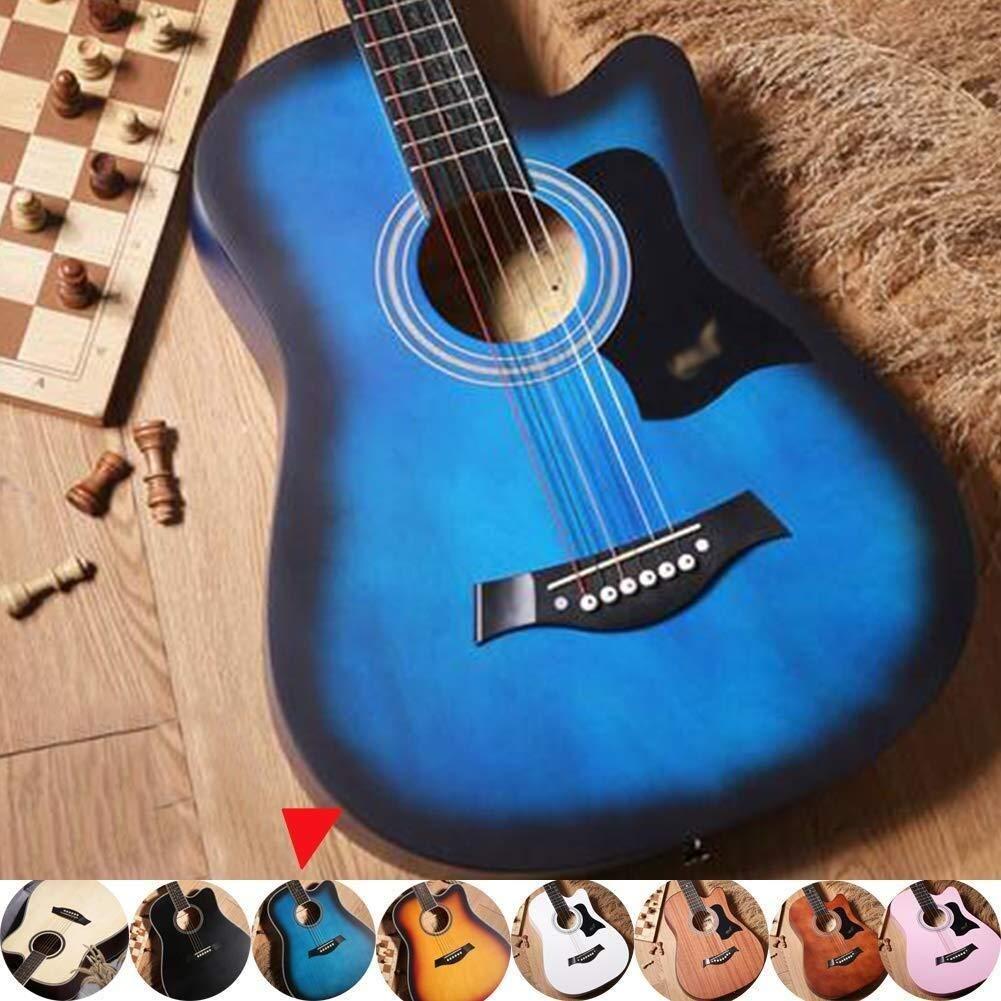 Guitarra de los niños Tono de la guitarra acústica de madera ...