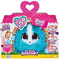 Little Live Pets 30031 Little Live Scruff-a-Luvs Real Rescue Electronic Plush