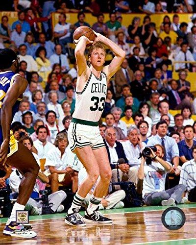 Celtics Larry Bird 8