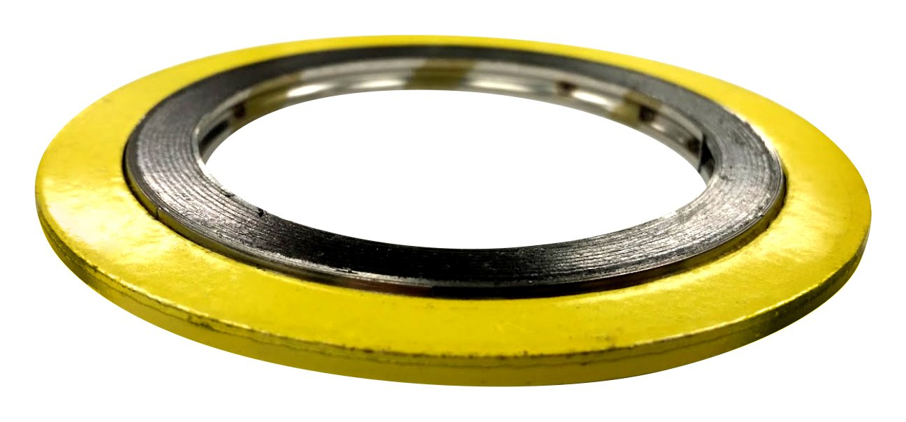 Inc Sur-Seal 60.75 OD for Pipe Size 56 57.25 ID Teadit 900056A304GR300 Spiral Wound Gasket 56 x 300# x 304SS//FG Flexible Graphite for Applications with High Temperature Variations Thermal Cycling and//or Pressure Variations