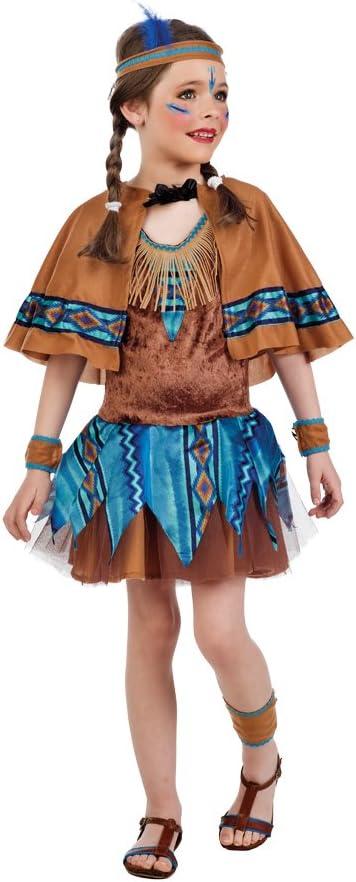 Limit Sport- India, disfraz infantil, 5 (MI814: Amazon.es ...