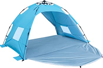 Sun-shelter 2 to 3 Persons Portable Beach Tent