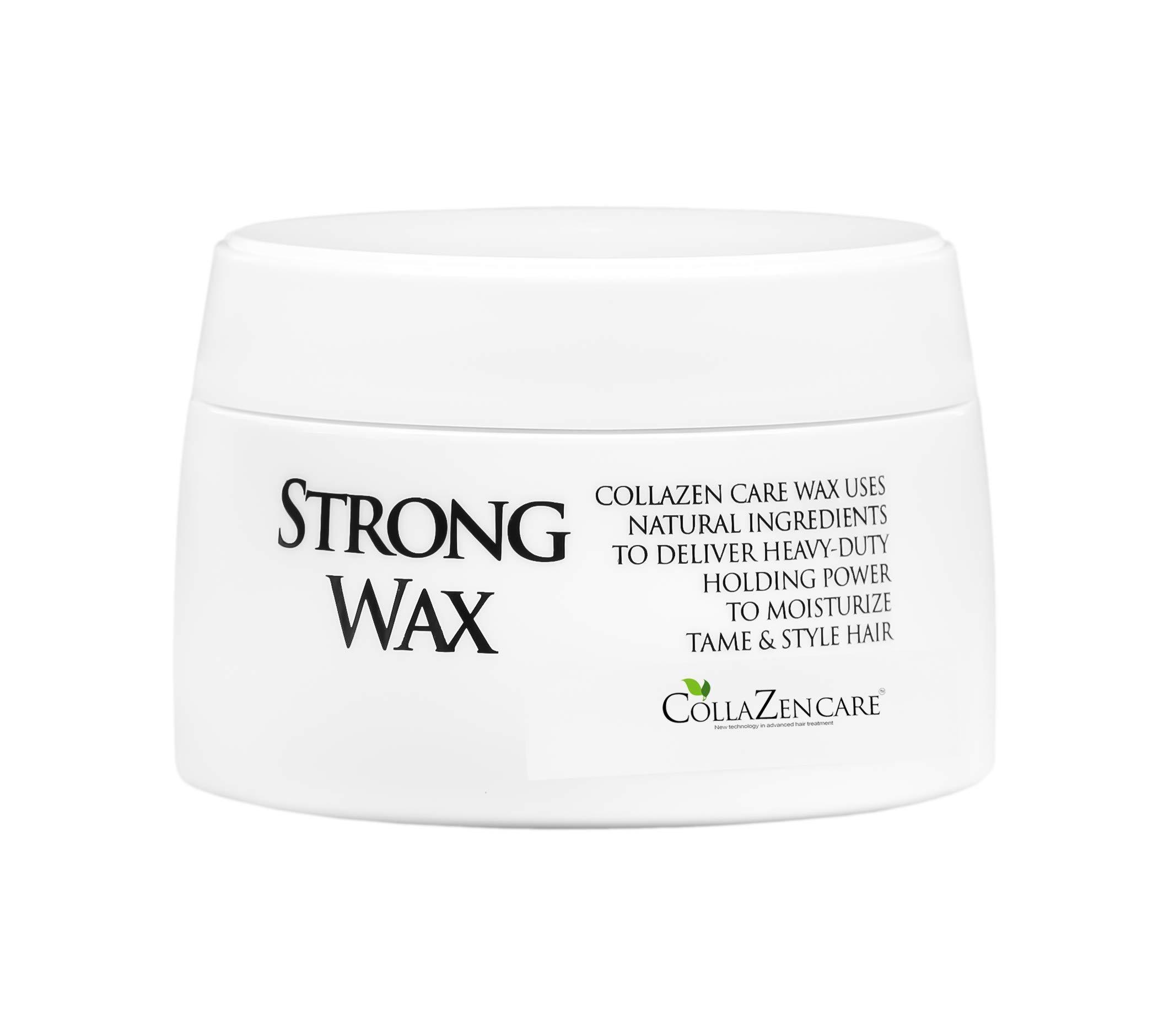 CollaZen Care Strong Wax 3.4 oz by Collazen Care