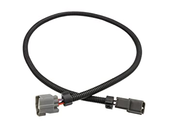 61FOxsoK 8L._SX355_ amazon com michigan motorsports o2 oxygen sensor extension O2 Sensor Wire Length at creativeand.co