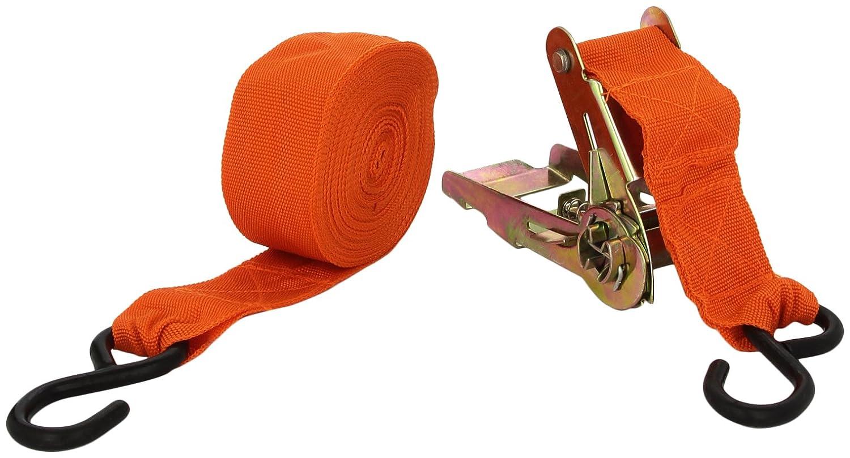 Bottari 18208 Sangle d'Arrimage à Cliquet 5000 Kg, Orange, 8 m new