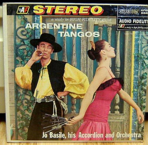 Argentine Tangos by AUDIO FIDELITY