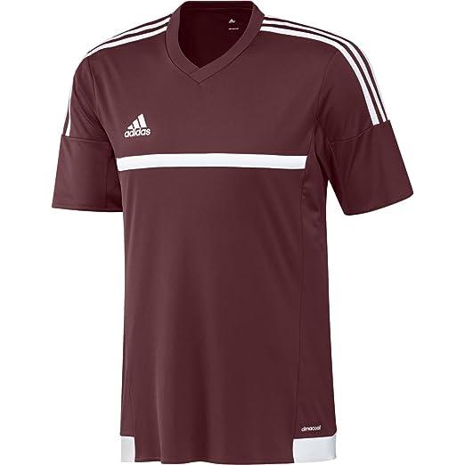 detailed look 87a94 d6ea8 Amazon.com: adidas MLS 15 Match Mens Soccer Jersey S Dark ...