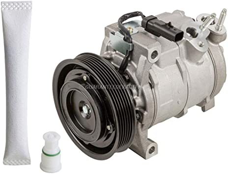 BuyAutoParts 60-03874NA New For Dodge Ram 1500 V8 2014 2015 2016 New AC Compressor /& A//C Clutch