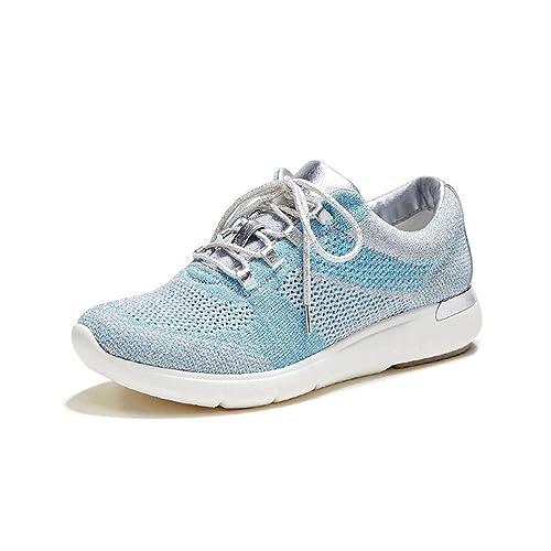 LFEU Zapatillas de Deportes de Interior de Lona Mujer: Amazon.es: Zapatos y complementos
