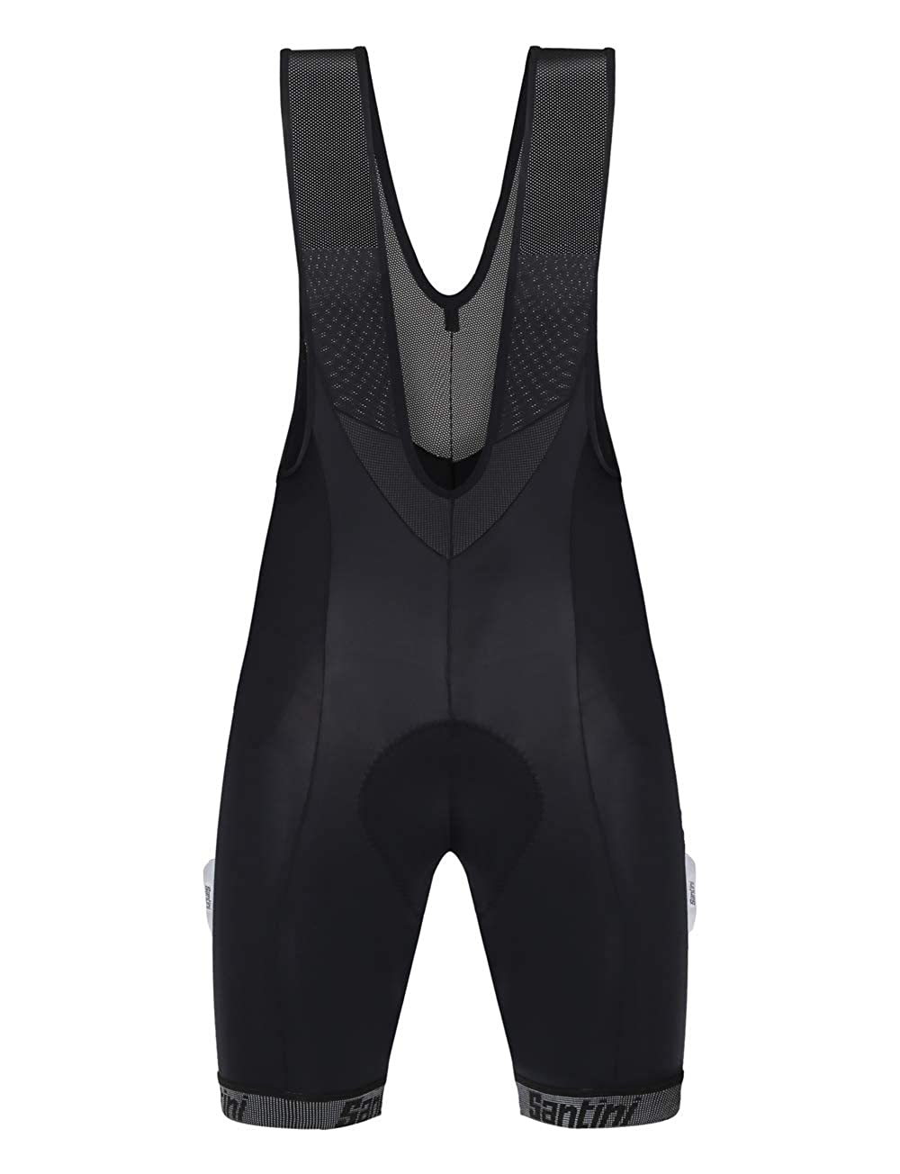 Extra Large Black Santini Mens Gara