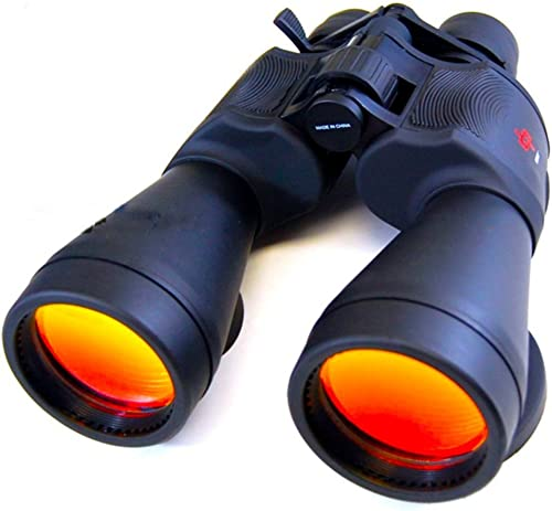 and Super-binnoculars Day night 20-50×70 Military Zoom Powerful Extra Long Distance Excellent for Camping Extra Long Zoom Features Multi-coated Lens for Glare and Uv Protection