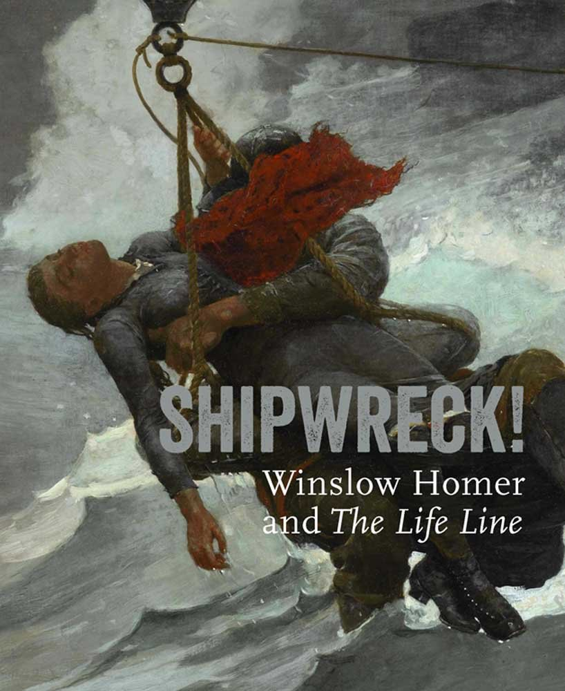 "Read Online Shipwreck! Winslow Homer and ""The Life Line"" (Philadelphia Museum of Art) pdf epub"