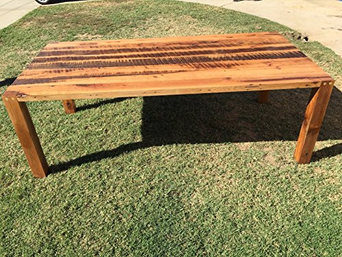 Parsons Table - Reclaimed Wood Table