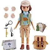 Lottie Fossil Hunter Doll | STEM Toys for Girls & Boys | Science Toys | Science Doll | Dinosaur Doll