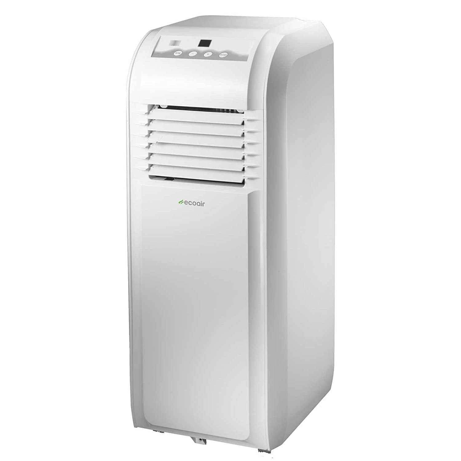EcoAir ECO8P 8000 BTU Portable Air Conditioning Unit (Cooling Only on ventilation for bedroom, refrigerator for bedroom, portable air conditioner for bedroom, kitchen appliances for bedroom, lights for bedroom, portable ac for bedroom,