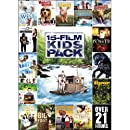 15-Movie Kids Pack-Courage and Friendship