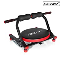GENKI 9 in 1 Smart Core Home Gym Abs Toning Workout Fitness Trainer Body Exercise Machine