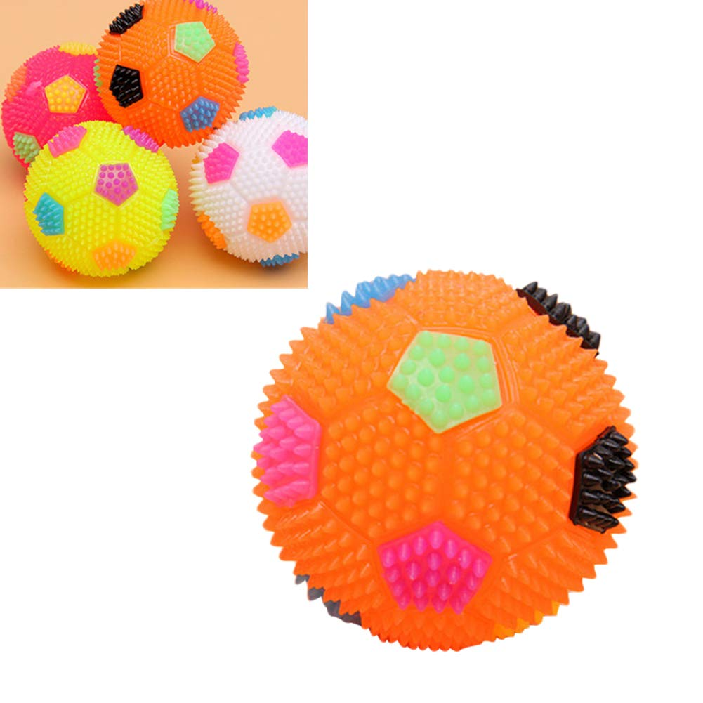 Colores Portátil Pelota De Juguete para Mascotas Vocal Juguete De ...