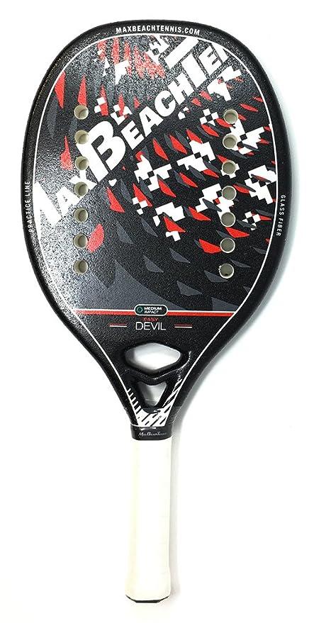 Pala de Tenis Playa MBT EASY DEVIL 2017: Amazon.es: Deportes y ...