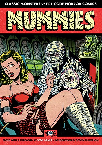 Mummies!: Classic Monsters of Pre-Code Horror Comics (Mummy Cat)