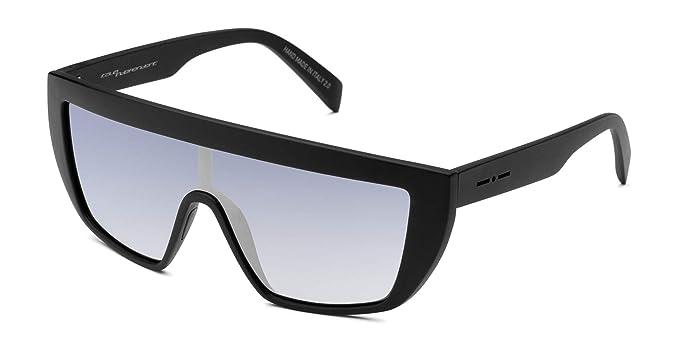 italia independent - Gafas de Sol 0912, Mod. 0912 Negro ...