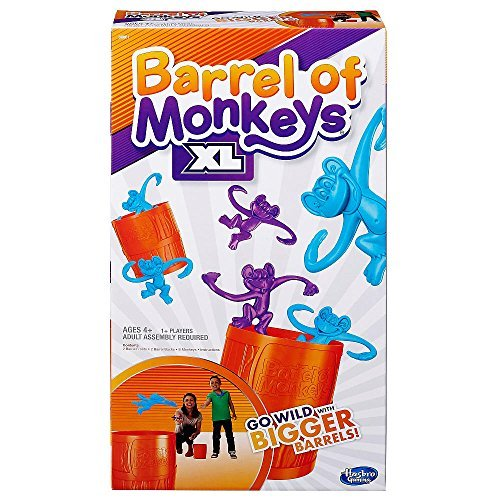 Hasbro Games Barrel of Monkeys XL -