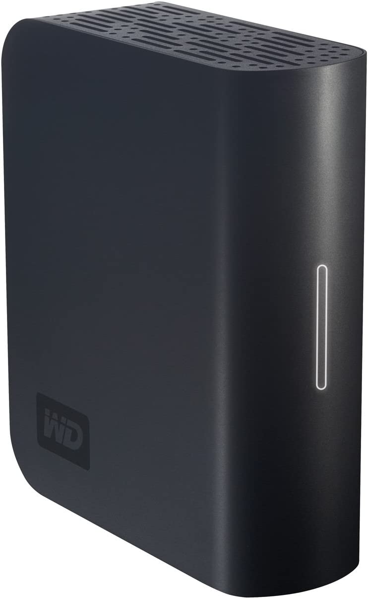WDMy Book Home Edition 1 TB USB 2.0/FireWire 400/eSATA Desktop External Hard Drive