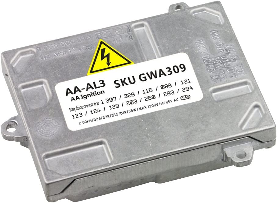 Xenon Ballast HID Control Unit 1669002800 For Mercedes-Benz C350 C300 C250 D1//3S