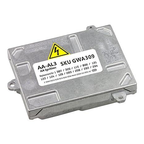 amazon com hid xenon headlight ballast control unit module rh amazon com