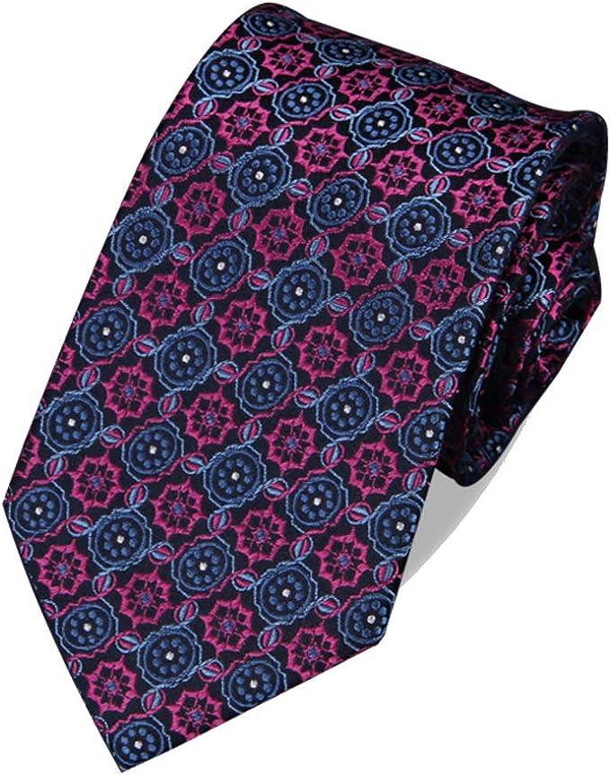 PyBle Cravatta classica Legami di nozze Cravatta uomo Cravatta di ...