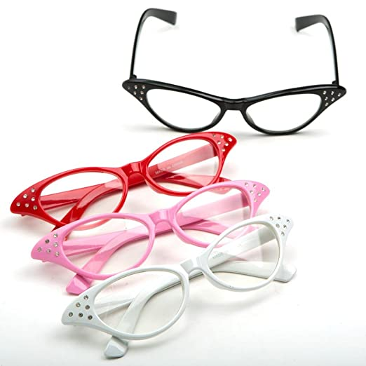 85fbbb512885 Amazon.com  Cateye Glasses